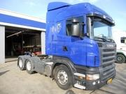 Американский седельный тягач     Scania R124 420 ------ 5 шт
