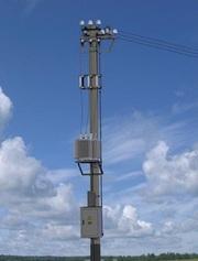 трансформаторные подстанции столбового исполнения
