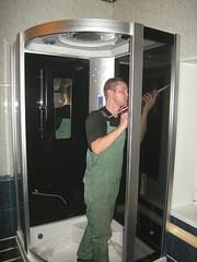 ремонт душевых кабин