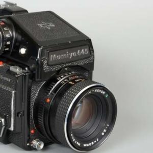 Продаю среднеформатный фотоаппарат Mamiya M645