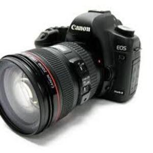Brand New Camera canon 5d mark 2
