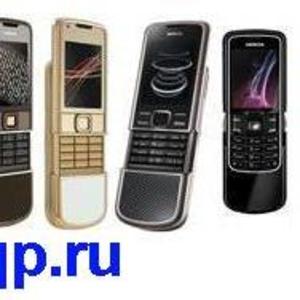 сотовые телефоны премиум класса Nokia 8xxx
