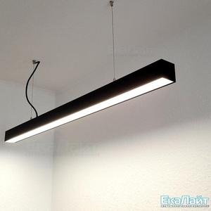 Светодиодные линейные светильники.