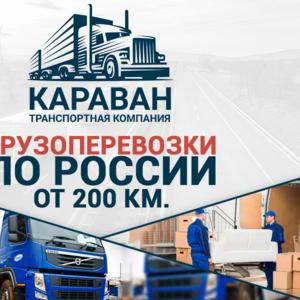 Транспортные услуги по РФ от 250 км.