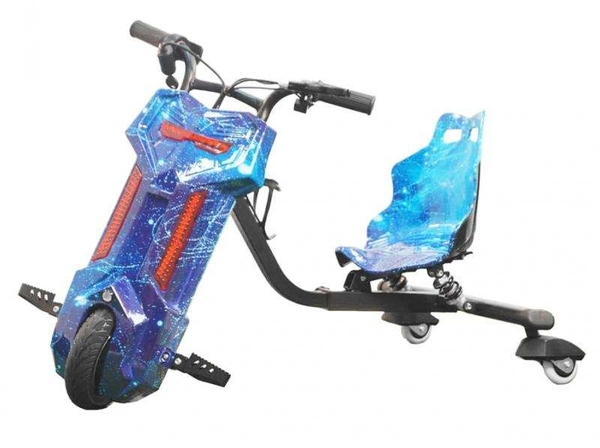 Электроскутер Дрифт Карт Drift-Trike MiniPro Mi T01 3
