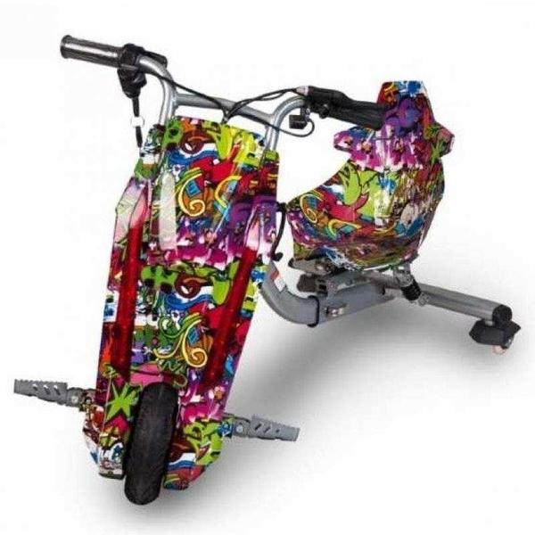 Электроскутер Дрифт Карт Drift-Trike MiniPro Mi T01 4