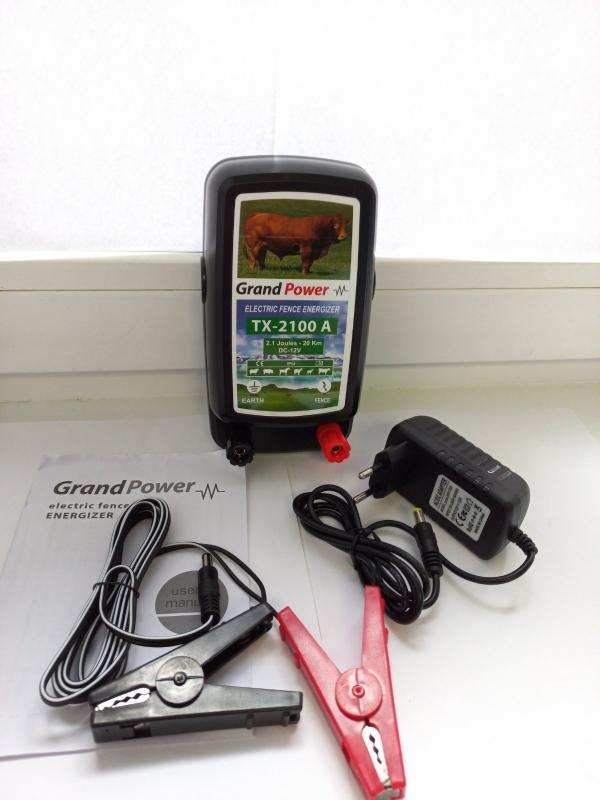 Продается электропастух Grand Power TX-2100 A,  Австрия 4