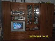 Продам стенку и телевизор Тhomson