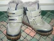 Продам зимние ботинки @ntilopa,