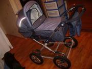 Продам детскую коляску GEOBY C703H