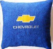 Рекламные подушки с логотипом. Сувенирная подушка. Подушки с логотипом
