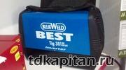 Сварочный инвертор BlueWeld Best TIG 301 DC HF/Lift